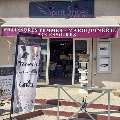 Boutique Spirit Shoes Cabrière d'Avignon
